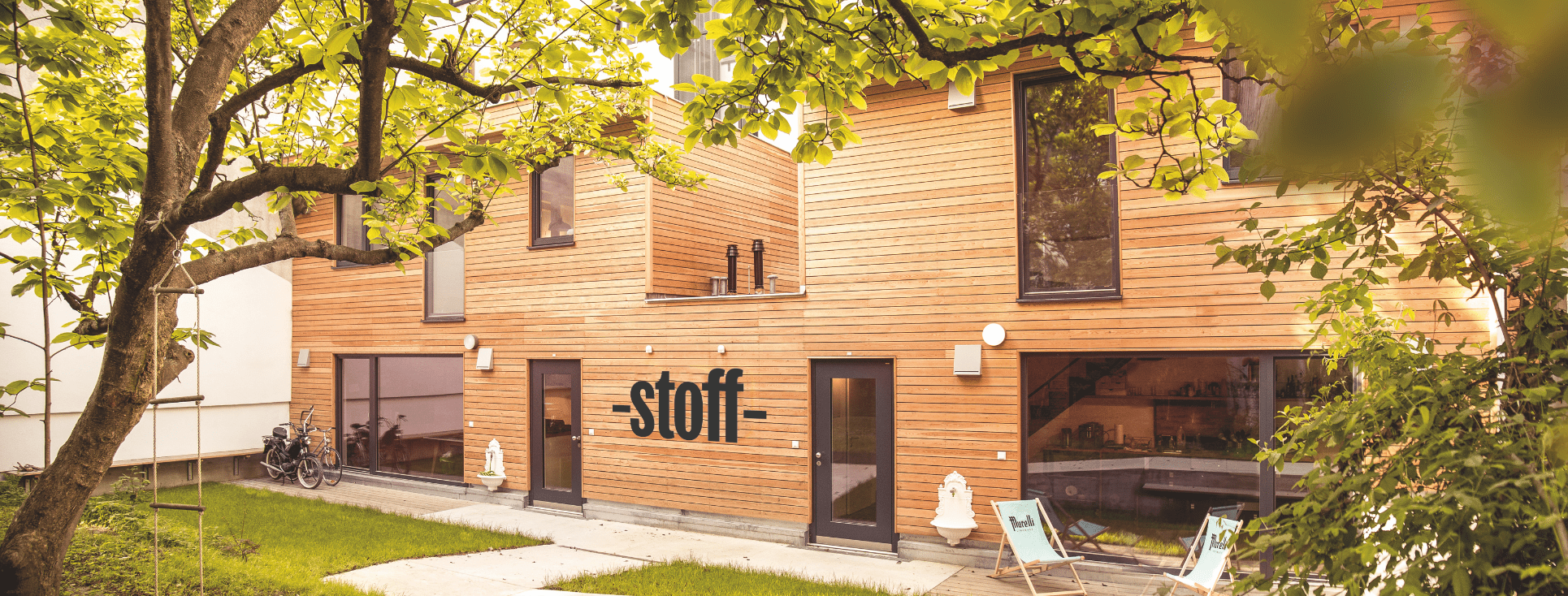 -stoff- Büro in Wien